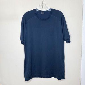 Lululemon XL Navy Swiftly Tech Short Sleeve Shirt